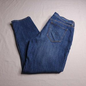 Old Navy Boyfriend Straight Jeans Size 10